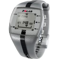 Polar FT4 pánská stříbrná