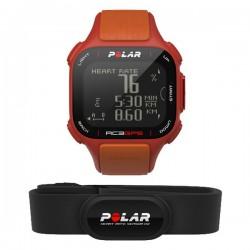 Polar RC3 GPS HR oranž