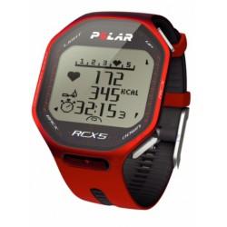 Polar RCX5 červená