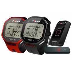 Polar RCX5 GPS červená